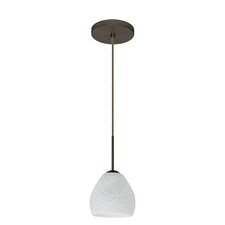 <strong>Besa Lighting</strong> Bolla 1 Light Mini Pendant