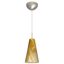 <strong>Besa Lighting</strong> Cierro 1 Light Mini Pendant