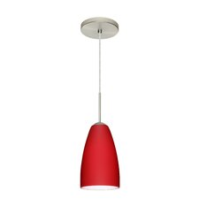 <strong>Besa Lighting</strong> Riva 1 Light Pendant