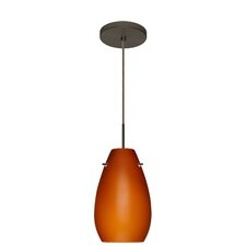 <strong>Besa Lighting</strong> Pera 1 Light Pendant