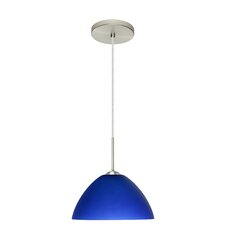 <strong>Besa Lighting</strong> Tessa 1 Light Pendant