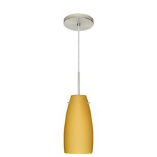 <strong>Besa Lighting</strong> Tao 1 Light Pendant
