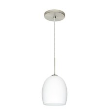 <strong>Besa Lighting</strong> Lucia 1 Light Pendant
