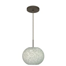 <strong>Besa Lighting</strong> Luna 1 Light Pendant