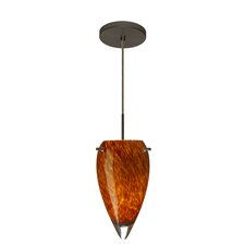 <strong>Besa Lighting</strong> Juli 1 Light Pendant