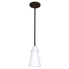 <strong>Besa Lighting</strong> Cierro 1 Light Pendant