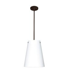 <strong>Besa Lighting</strong> Torre 1 Light Pendant