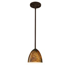 <strong>Besa Lighting</strong> Vila 1 Light Pendant