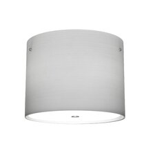 <strong>Besa Lighting</strong> Tamburo 3 Light Flush Mount