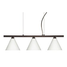 Kani 3 Light Linear Pendant