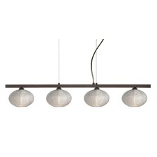 Lasso 4 Light Kitchen Island Pendant