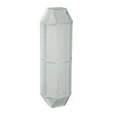 Prismo 2 Light Outdoor Wall Sconce