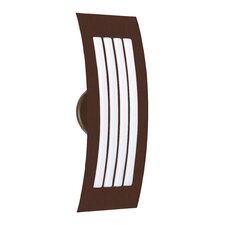 Sail 13- Indoor/Outdoor Wall Sconce