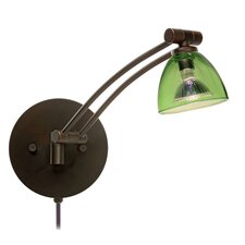 <strong>Besa Lighting</strong> Divi Swing Arm Wall Sconce