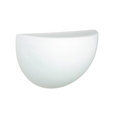 Quatro 1 Light Outdoor Wall Sconce