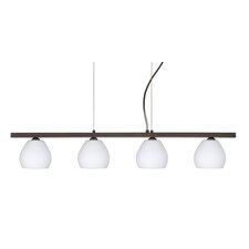 Tay Tay 4 Light Linear Pendant