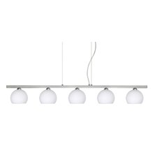 Palla 5 Light Linear Pendant