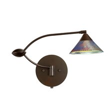 <strong>Besa Lighting</strong> Kona Swing Arm Wall Sconce