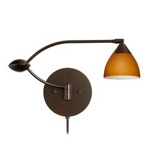 Divi Double Swing Arm Wall Sconce