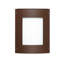 <strong>Besa Lighting</strong> 1 Light Outdoor Wall Sconce