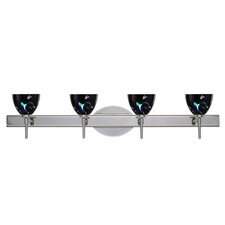 Divi 4 Light Vanity Light