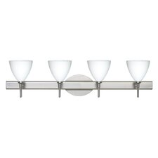 Mia 4 Light Bath Vanity Light
