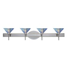Kona 4 Light Vanity Light