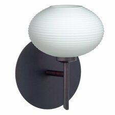<strong>Besa Lighting</strong> Lasso 1 Light Wall Sconce