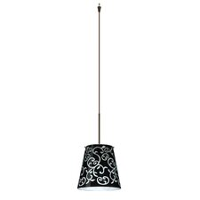 <strong>Besa Lighting</strong> Amelia 1 Light Mini Pendant