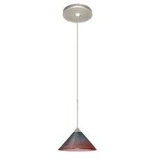 <strong>Besa Lighting</strong> Kona 1 Light Mini Pendant