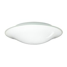 Luma 3 Light Flush Mount