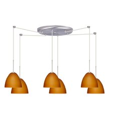 Sasha II 6 Light Mini Pendant