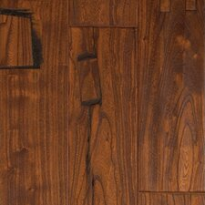 "Artiquity Zanzibar 5"" Engineered Elm Flooring in Antique Chestnut"