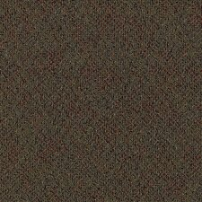"Aladdin Energized 24"" x 24"" Carpet Tile in Firewall"
