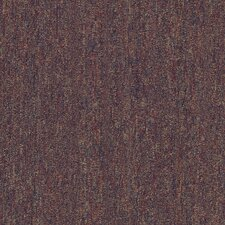 "Aladdin Voltage 24"" x 24"" Carpet Tile in Floral"