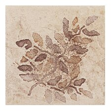 "<strong>Mohawk Flooring</strong> Slate Quarry Stone 4"" x 4"" Decorative Corner Insert in Sand"
