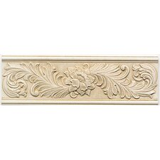 "Natural Ristano 9"" x 3"" Universal Decorative Accent Strip"