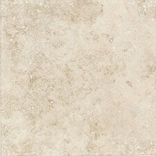 "Bella Rocca 12"" x 9"" Wall Tile in Venetian White"