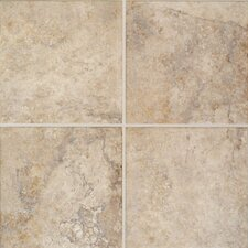 "Monticino 20"" x 20"" Floor Tile in Beige"