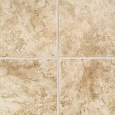 "Ristano 12"" x 9"" Wall Tile in Noce"