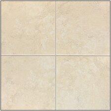 Caridosa Floor Tile in Bianco