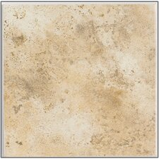 "Primabella 12"" x 12"" Floor Tile in Latte"