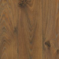 <strong>Mohawk Flooring</strong> Ellington 8mm Oak Laminate in Rustic Saddle