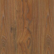 <strong>Mohawk Flooring</strong> Ellington 8mm Oak Laminate in Rustic Amber