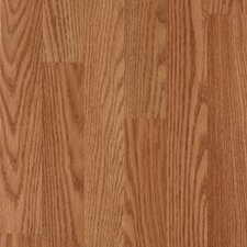 Carrolton Plus 8mm Red Oak Laminate in Natural Strip