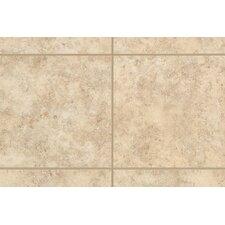 """Bella Rocca 6"""" x 2"""" Counter Rail Tile Trim in Venetian White"""