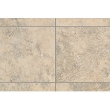"Natural Bucaro 13"" x 3"" Bullnose Tile Trim in Dorato"