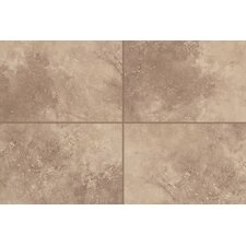 "Natural Mirador 13"" x 3"" Bullnose Tile Trim in Brown Pearl"