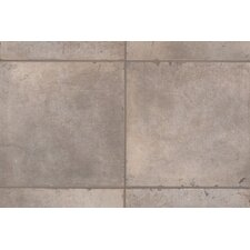"<strong>Mohawk Flooring</strong> Quarry Stone 12"" x 3"" Bullnose Tile Trim in Slate"