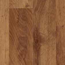 Elements Bellingham 8mm Red Oak Laminate in Antique Barn Plank